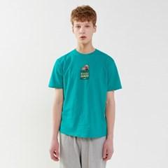 [SM20 SV X Sesame Street] LP Elmo T-Shirts(Green)_(763701)