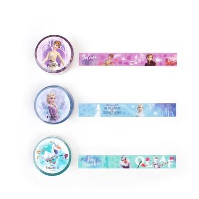 디즈니 겨울왕국 마스킹테이프