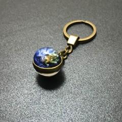 지구 EARTH 행성키링 가방고리 열쇠고리