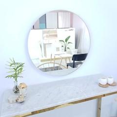 아트벨라 노프레임 원형 거울 650x650