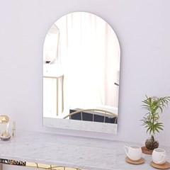 아트벨라 노프레임 아치형 거울 400x600