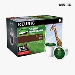 그린마운틴 커피 케냐 하이랜드 12p_(983331)
