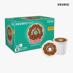 디 오리지널 도넛숍 커피 레귤러 12p_(983322)