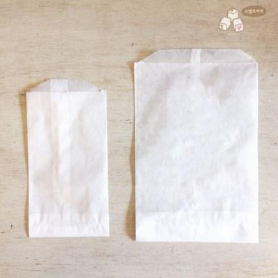 Glassine Envelopes 글라신 빈티지 봉투 (크기 선택)