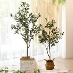 올리브 나무 조화 / 130cm / 160cm