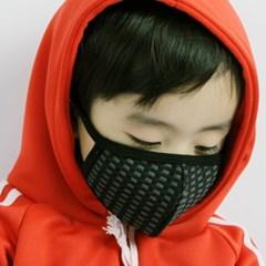 유아입체 필터일체형 마스크_ 딜라잇_ 봄여름용