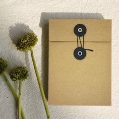 TINKA-MADE 크라프트 단추 상자/버튼 박스