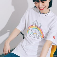 [7/8예약] RONRON TRIPLE BEARS T-SHIRT WHITE