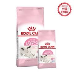 [로얄캐닌] 고양이사료 마더앤베이비켓 6kg 실내묘용 캣사료