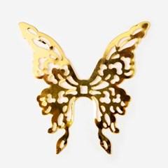나비 펜던트 중 (2개)