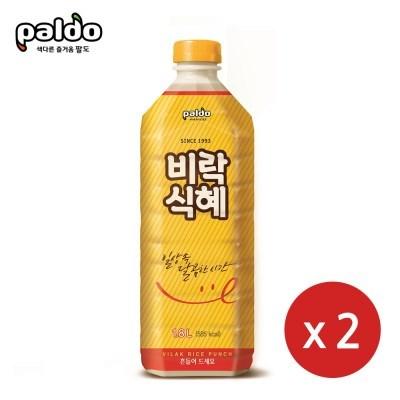 비락 식혜1.8LX2개_(2303402)