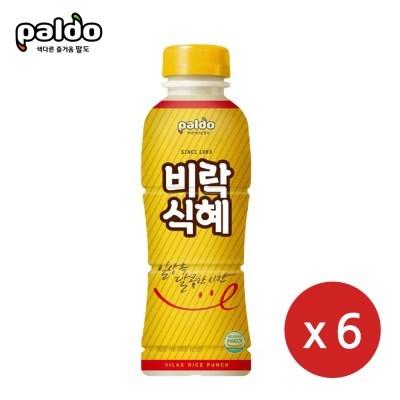 비락 식혜500mlX6개_(2303398)