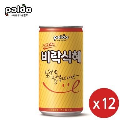 밥알없는 비락식혜175mlX12캔_(2303396)