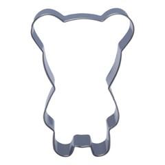 곰돌이 스텐 쿠키커터 1P_(1785453)