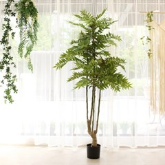 열매 고사리 나무 조화 / 180cm