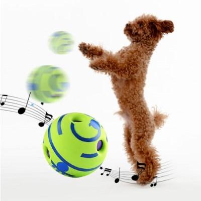 강아지 장난감 와글볼