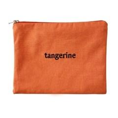 tangerine 탕저린 휴대용 파우치_(1017276)
