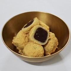 답례떡 아침대용 콩모찌 찹쌀떡 소부당 콩가루 찹쌀 떡