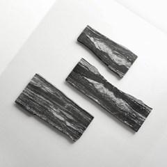 바위 트레이 - 대리석 트레이