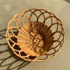 [텐텐클래스] (강서) 라탄 원형 바구니