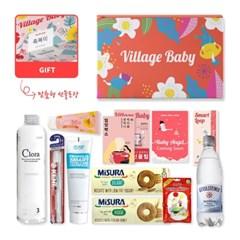 [임신축하] 임산부 입덧에 좋은 선물 간식 냠냠박스