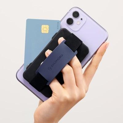 신지모루 카드그립 핸드폰 카드케이스