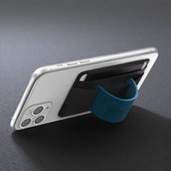 신지모루 밴드 실리콘그립 핸드폰 카드케이스