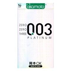 오카모토 콘돔 003 플래티넘 10개입_(1017338)