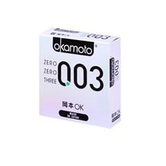 오카모토 콘돔 003 플래티넘 3개입_(1017339)