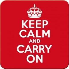 노스텔직아트[46134] Keep Calm and Carry
