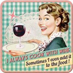 노스텔직아트[46121] Cook With Wine