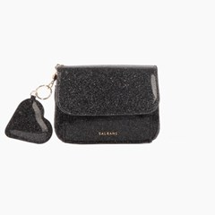 [하트키링증정] Dijon N301R Card Wallet Black Pearl