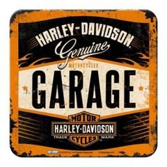 노스텔직아트[46142] Harley-Davidson Garage