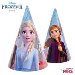 디즈니 겨울왕국 2_파티고깔 6입 (안나, 엘사 & 올라프)_(12023814)