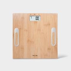 바디라이너 대나무 스마트 디지털 체지방 체중계 인바디타입
