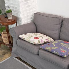 슬립메이트 린넨 면원단 솜포함 쇼파 의자 방석_(1624637)