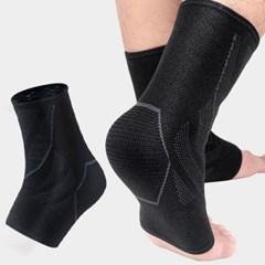 롱타입 양말형 여성 남성 스포츠 운동 발목보호대 2p