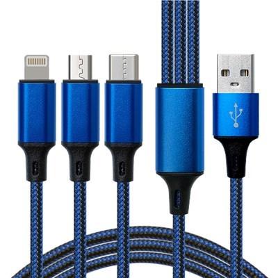 엑스트라 3in1 통합 USB 충전 케이블