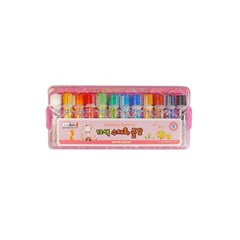 5000 12색수채화물감(FR)-핑크