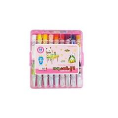 6500 18색수채화물감(FR)-핑크
