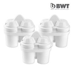 [BWT] 간이정수기 교체용 필터 1p x 3개_(802492953)