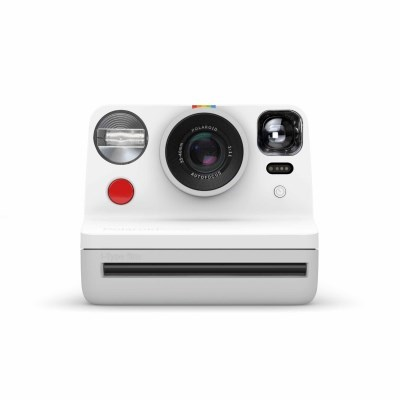 Polaroid Now (White)