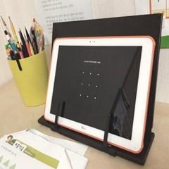 독서대 태블릿거치대 각도조절독서대 7단 폴딩 스탠드