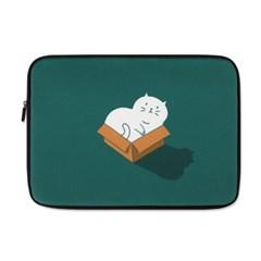 Cat in the box (13/15인치)_노트북파우치
