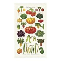 카발리니 패브릭 포스터 - Vegetable Garden
