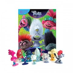 My Busy Books : DreamWorks Trolls 2 World Tour 피규어북