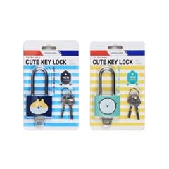 3500 큐트 열쇠 자물쇠(롱타입)_(2855885)