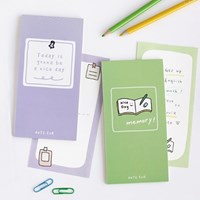 [NOTEFOR] Pattern notes_2종