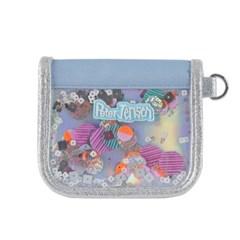 [피터젠슨] 프리즘 무빙 PVC 지갑 라이트블루 PQJ62AC02_(1548939)