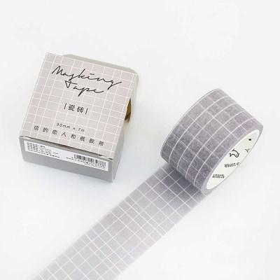 [cardlover] Nordic series Masking Tape 2종